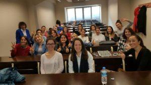Bizbizze Girişimcilik Eğitimi Katılımcısı Olduk