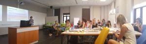 """""""Impact Thinking Boot Camp"""" Eğitimindeyiz!"""