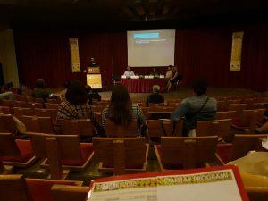 UTAK 2016'da Konuşmacıları Dinledik, Çalıştaylara Katıldık